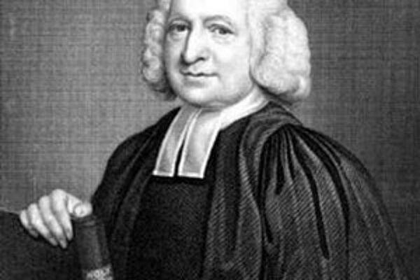 Charles Wesley.