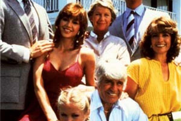 Ewingovci dobyli svet a Barbare Bel Geddesovej priniesli Zlatý Glóbus .