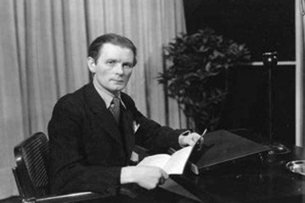 Ján Smrek v tridsiatych rokoch.