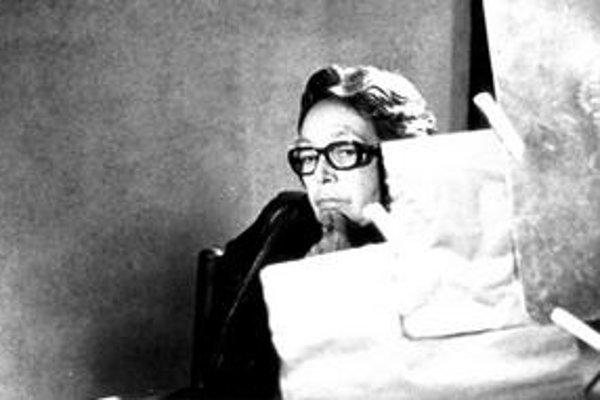 Marguerite Durasová.