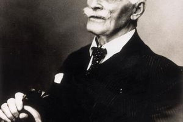 Knut Hamsun.