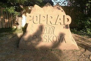 Piesková ZOO v Poprade