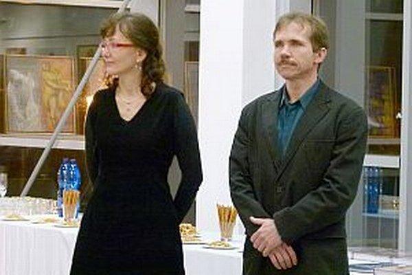 Júlia a Igor Piačkovci.