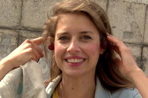 Simonka sa rada vracia domov do Považskej Bystricie aj počas prázdnin.