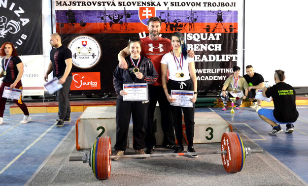 Miroslava Hrašková, Michal Vajda, Katarína Kováčová.