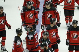Hokejisti Kanady nestačili na Fínsko.