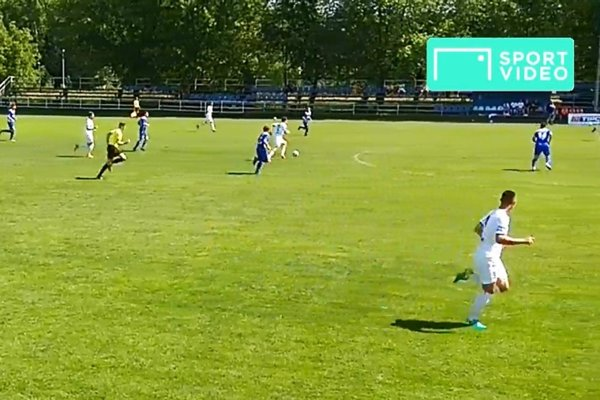 Rezerva FC Nitra si dnes podelila body s Belušou.