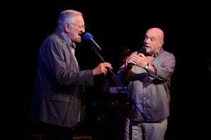 Na koncerte s Petrom Lipom vystúpi aj Milan Lasica.