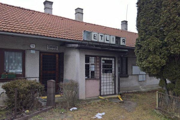 Vlaková stanica v Betliari.