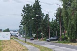 K udalosti došlo v lokalite Na Vartičke.