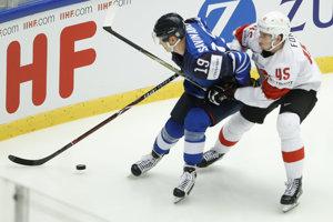 1af5d20ab3561 MS v hokeji 2018: Pozrite si momentky zo zápasu Fínsko - Švajčiarsko (22  fotografií)