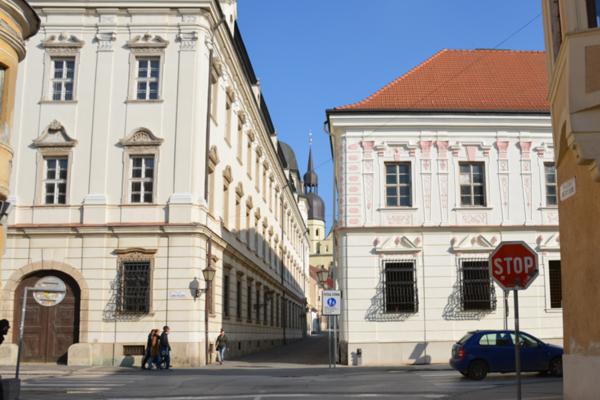 Hollého ulicu čaká obnova