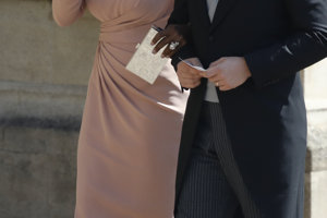 Serena Williamsová s manželom Alexisom Ohanianom.