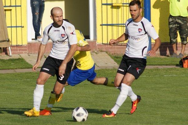 V zápase Hrušovany - Tovarníky sa zrodila divoká remíza 3:3.