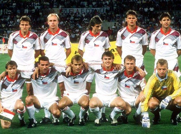 Prídu viacerí členovia tímu ČSSR z MS 1990.