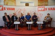 Diskusia na tému Smart cities v Martine.