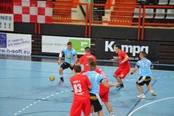 MŠK (v červenom) vybojovali ďalšie dôležité body.