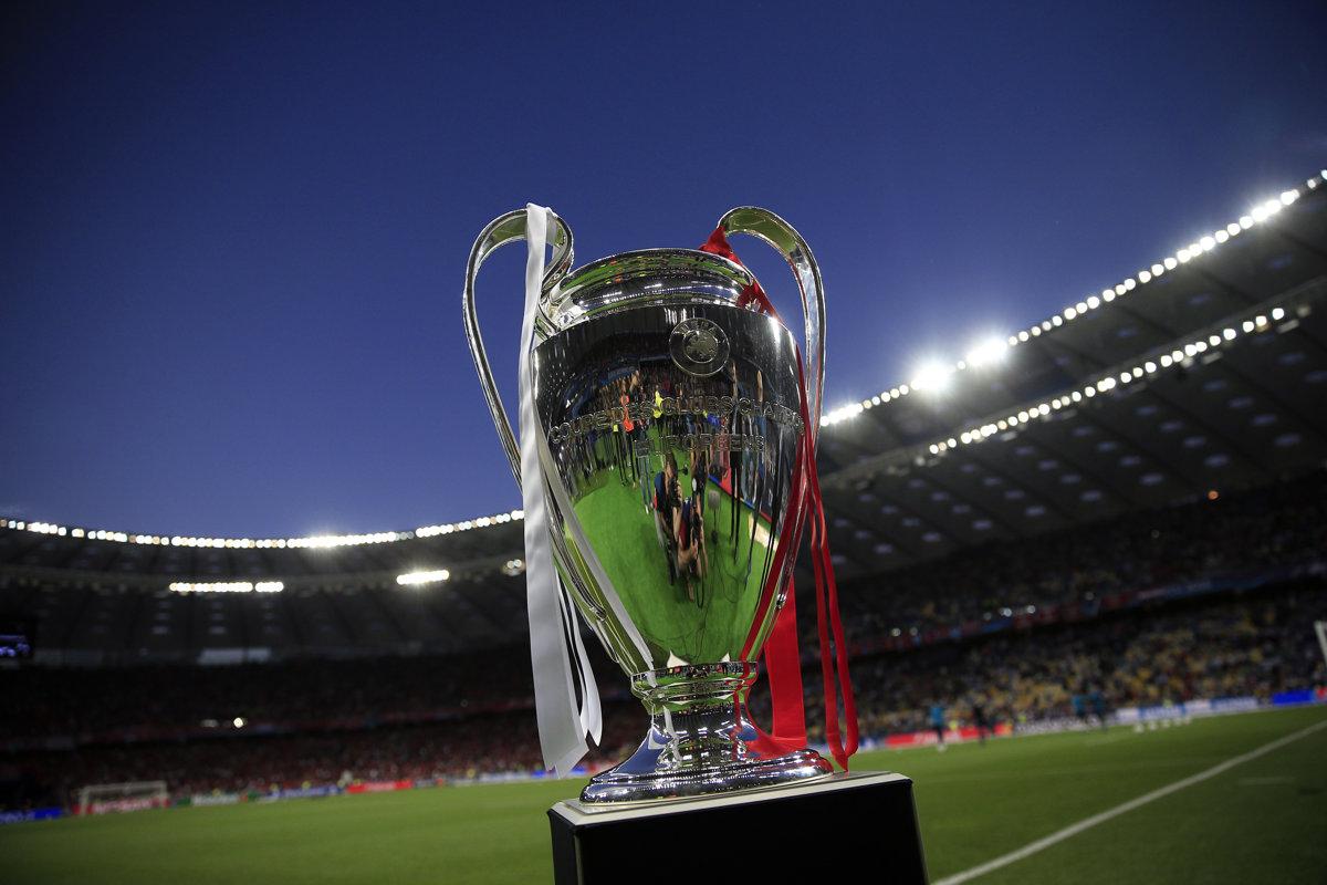758c5b920 Kluby Premier League nechcú zmeny v Lige majstrov - Šport SME
