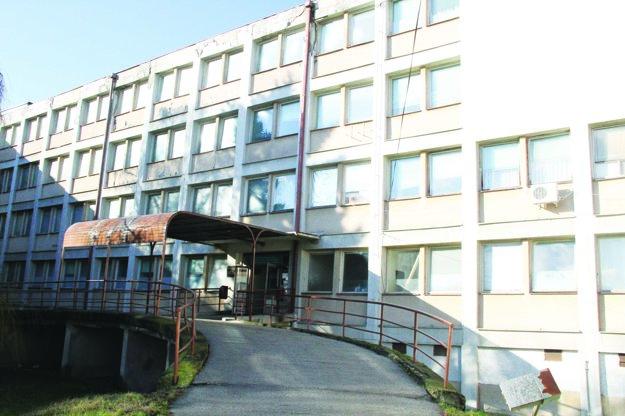Nemocnica v Šali nefunguje už viac ako päť rokov.