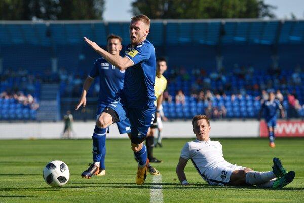 Lukáš Lupták je skúsený futbalista, ktorý dopomohol Senici kzáchrane vlige aj vbaráži.