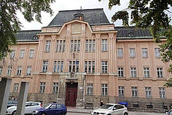 Krajský súd.