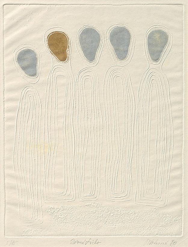 Divné ticho, 1970