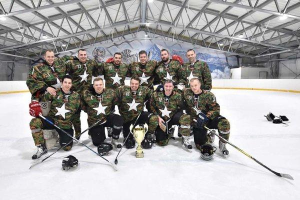 Marines Žilina, víťazné mužstvo turnaja Liptov Cup 2018.