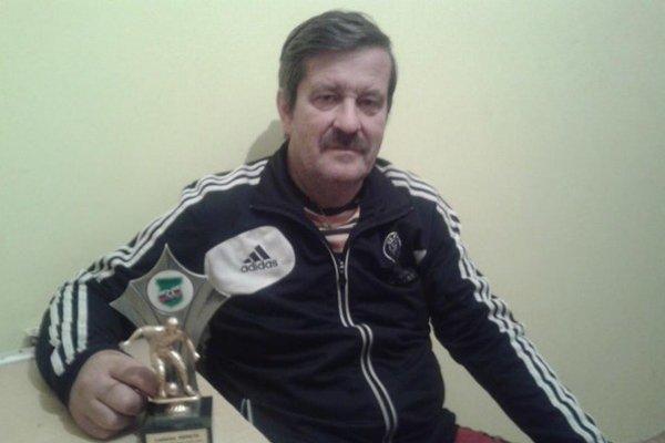 Ladislav Németh venoval futbalu celý život.