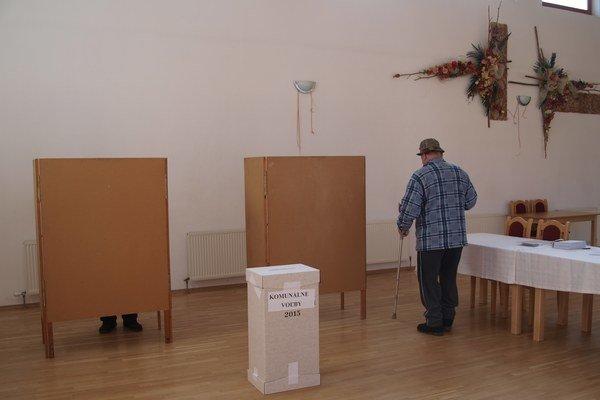 Voľby v Jasenovom