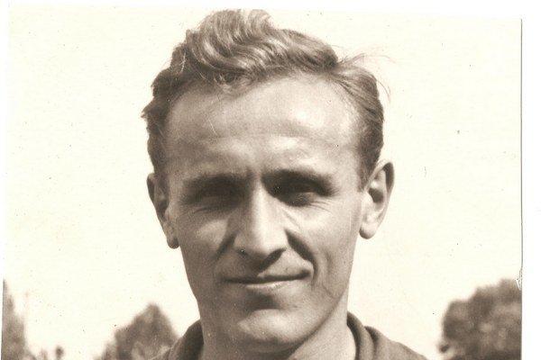 Edo Hančin - všestranný športovec.