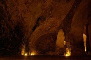 Žilinské katakomby.
