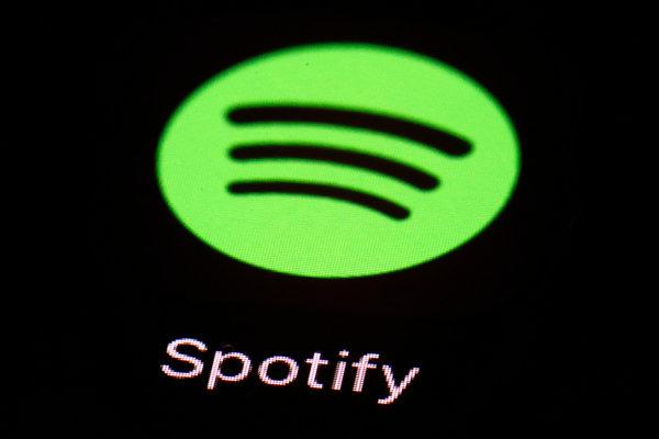 Spotify je najsilnejšou službou na internete, ktorá šíri hudbu.