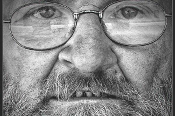 Portrét bezdomovca