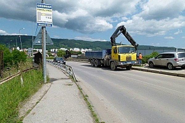 Železničný most bude rok uzatvorený.