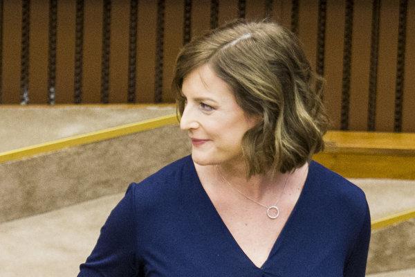 Natália Milanová (OĽaNO)