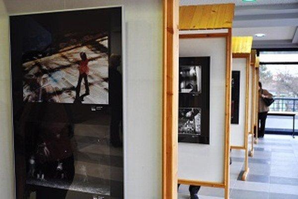 Výstava fotografií na ŽSK