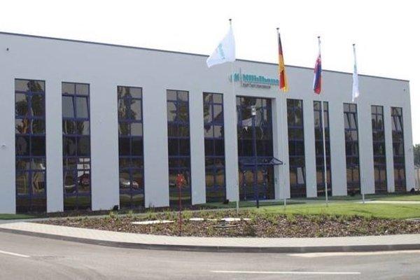 Nitriansky závod firmy Muehlbauer Technologies.