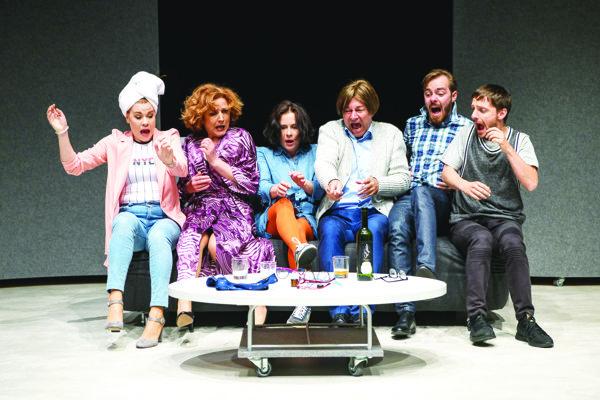 Fóbie ponúkli hercom šesť komediálnych postáv.
