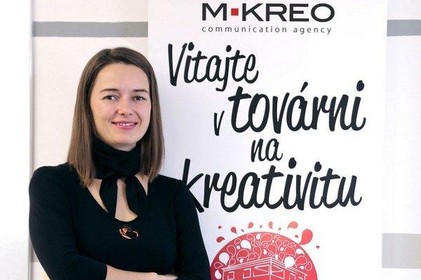 Šéfka reklamnej agentúry M KREO Monika Janigová si myslí, že súčasne vedenie redakcie MY Žilinských novín robí moderné noviny pre ľudí.