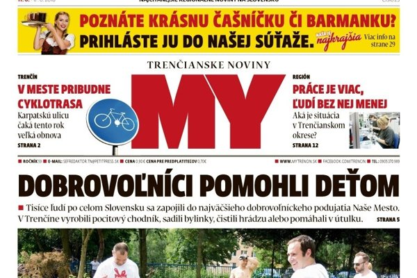 MY Trenčianske noviny