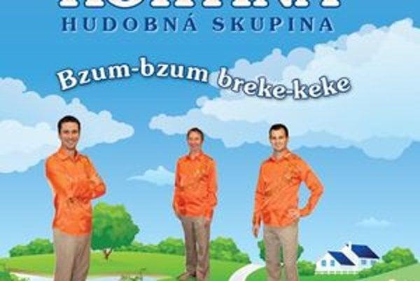 Obal nového albumu skupiny Kortina.