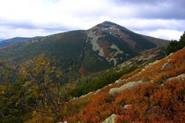 Najvyšším bodom NP Malá Fatra je  Veľký Fatranský Kriváň. Nachádza sa vo výške 1709 m n.m.