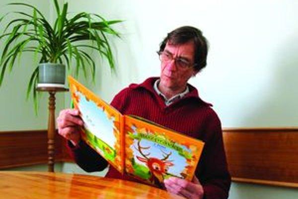 Odvolaný starosta Ovčiarska je spokojný. Môže sa venovať literatúre.