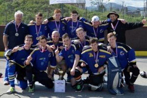 ŠK 98 Pruské získalo titul v kategórii U 18.