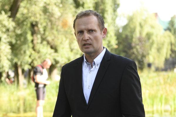 Milan Lesňák.
