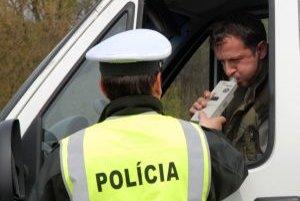 Kontroly alkoholu za volantom prinášajú stále nové odhalenia.