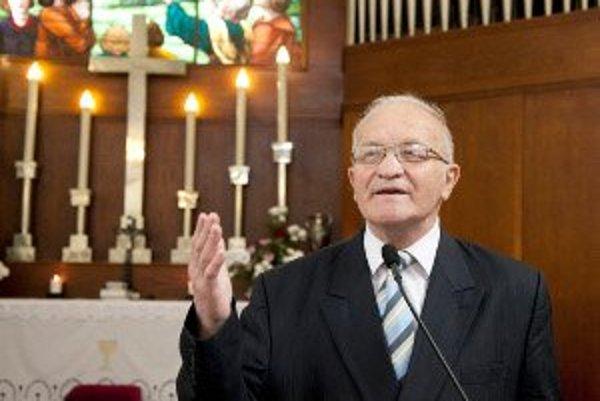 Editor knihy Miloš Kovačka.