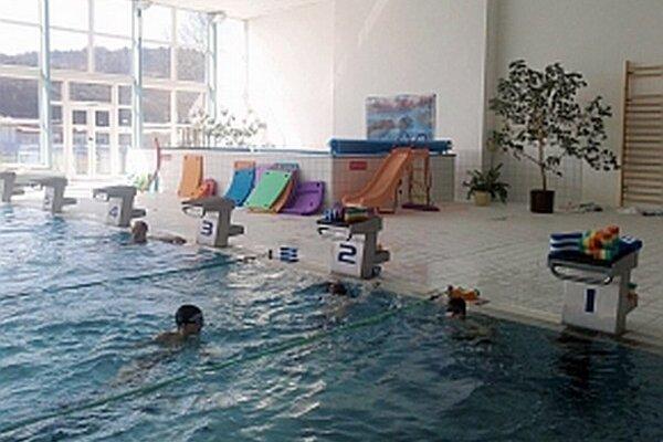 S novou technológiou bude ohrev vody v detskom bazéne lacnejší.