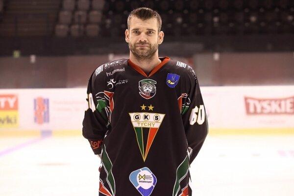Obranu HC Nové Zámky vystuží Miroslav Zaťko.