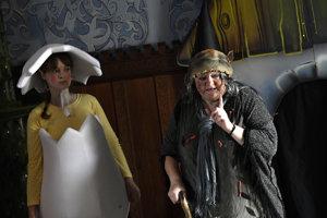Príbeh Ako išlo vajce na vandrovku na Bojnickom zámku môžu návštevníci zažiť do 17. júna a od 20. do 24. júna 2018.